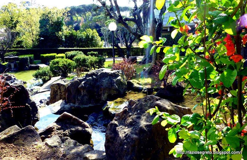 Lazio segreto il giardino dell istituto di cultura giapponese a roma