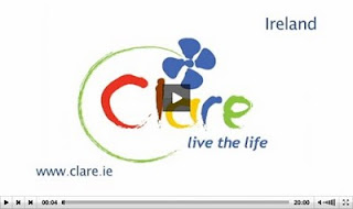 Clare Live The Life DVD now online