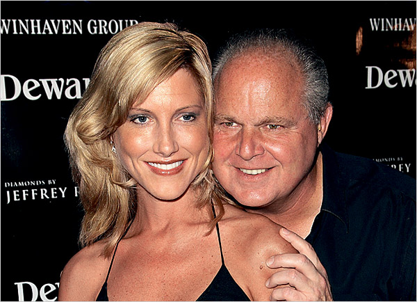 Rush Limbaugh To Wed Kathryn Rogers Today In Lavish Palm