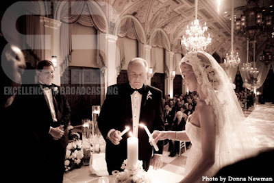 Rush Limbaugh And Wife Kathryn Wedding Photos