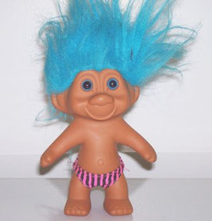 troll doll in speedos