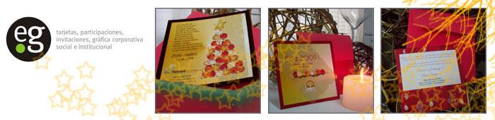 Tarjetas Navidad - Fin de Año - Ano Nuevo