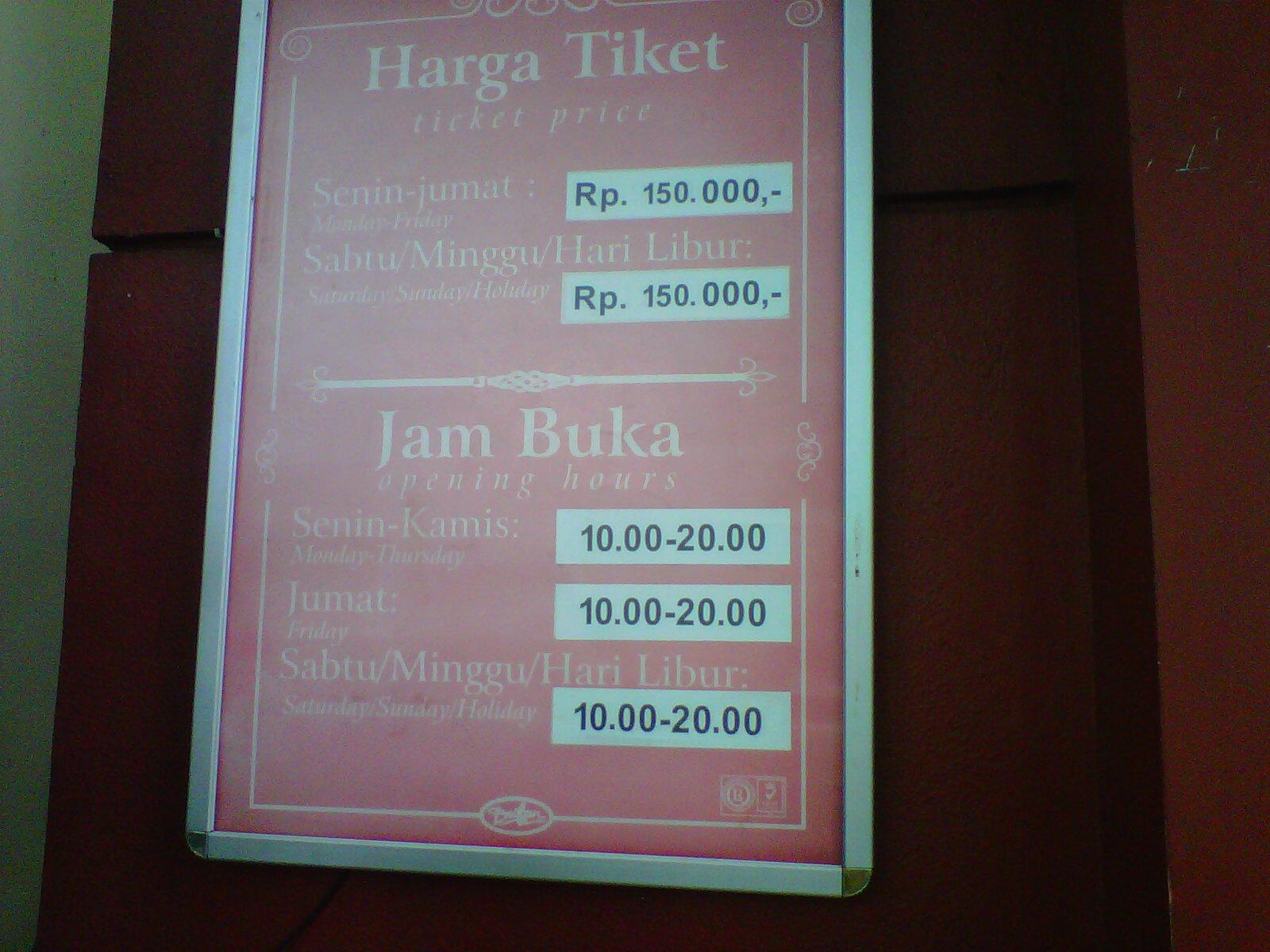 Setelah membeli tiket masuk Dufan kita nanti akan di cap seperti ini: