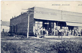 Washburn, Barry Co., MO 1910