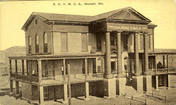 Monett, MO YMCA - Railroad - Barry Co., MO
