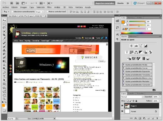 Adobe Photoshop CS5  Extended v12.0 FINAL Multilenguaje (Español)  (Varios Servidores)