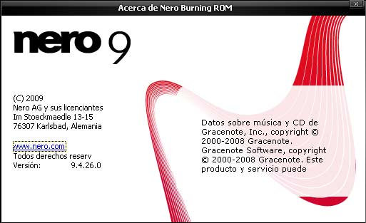 B Nero/b 9/b Reloaded/b 9/b.4.26.0 Multilenguaje.