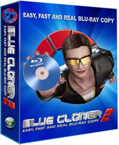 Blue-Cloner v2.30 Build 514 - Copia Blue-ray