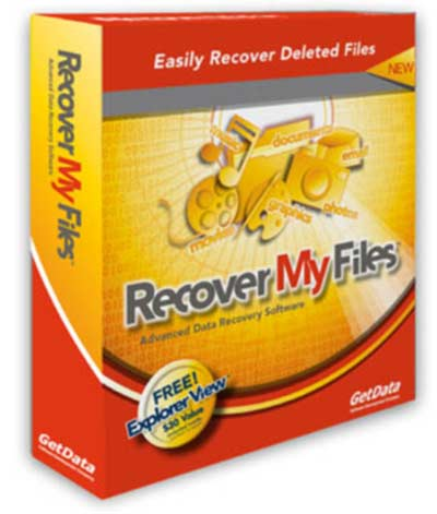 Recover My Files v4.6.6.830 Professional Edition