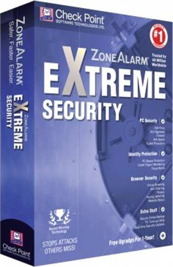 ZoneAlarm Extreme Security 2010 v9.3.014.000