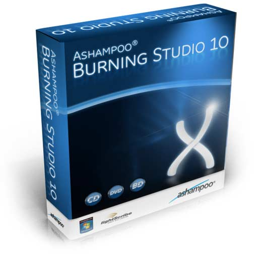Ashampoo Burning Studio 10.0.4 (Multilenguaje)
