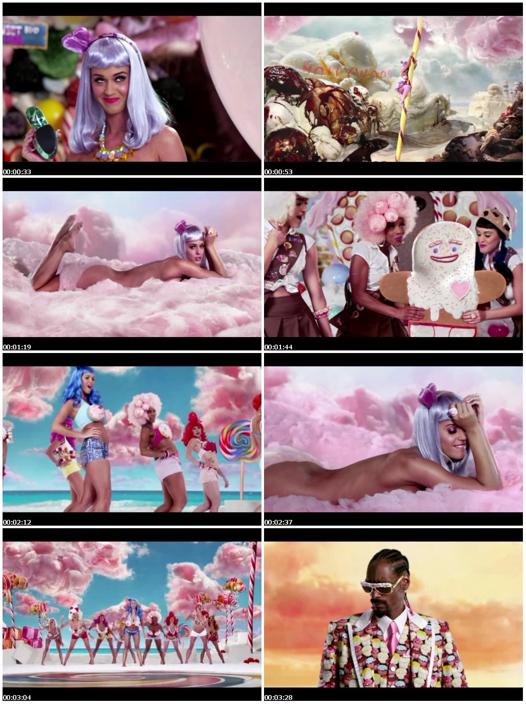 Videoclip California Gurls (ft. Snoop Dogg) - Katy Perry (2010)