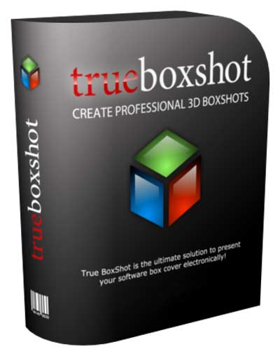 True BoxShot v2.0.0.32 - Crea Presentaciones Para un Producto