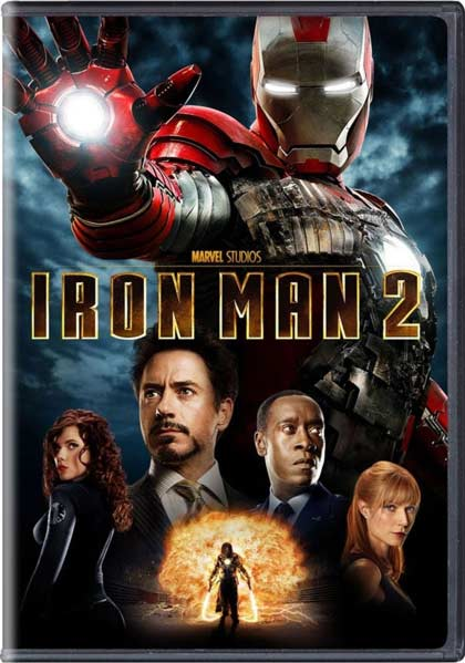 Iron Man 2 (Castellano) (DVDSCR) (2010)
