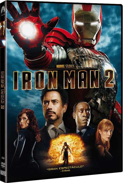 Iron Man 2 (Castellano) (DVDRip) (2010)