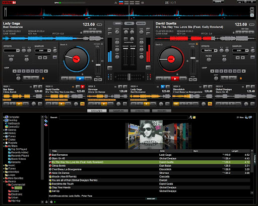 Atomix Virtual DJ Pro v7.0 Build 342 (PORTABLE) (Multilenguaje)
