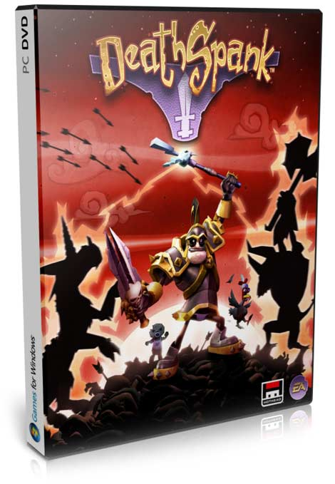 DeathSpank (PC-GAME) (DVD) (2010)