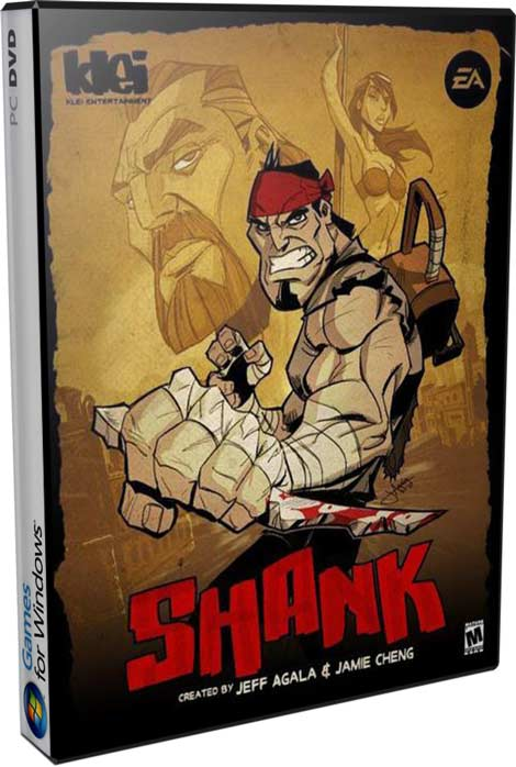 Shank (PC-GAME) (DVD) (2010)