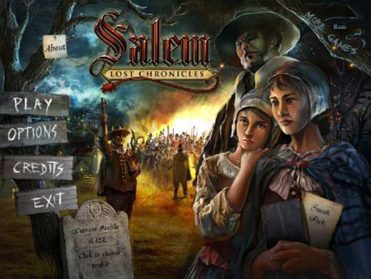 Lost Chronicles: Salem (Final) (PC-GAME) (2010)