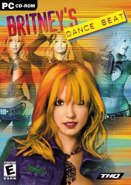 Britney's Dance Beat (PC-GAME) (2010)