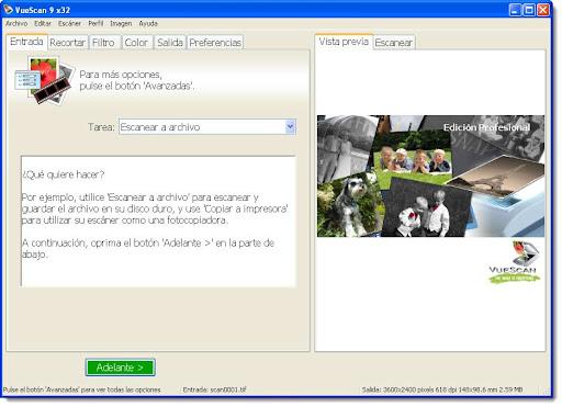 VueScan PRO v9.0.00 (Multilenguaje)