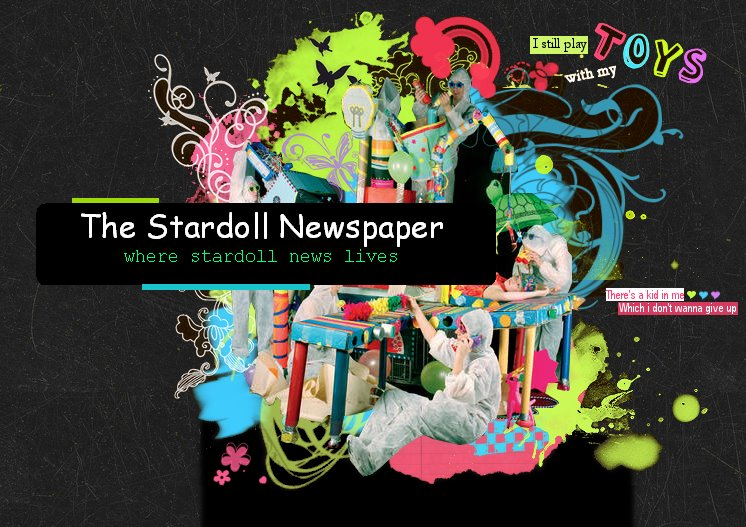 The Stardoll Newspaper