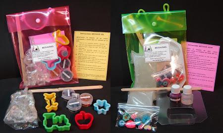 Mini Kits de Mejunjegel y Mejunjesoap $ 35 c/u