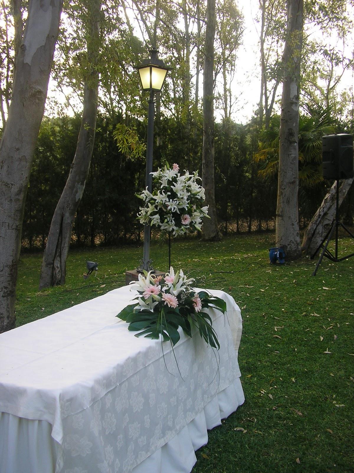 Abril flores y plantas decoracion del jardin de la for Jardines de la hacienda