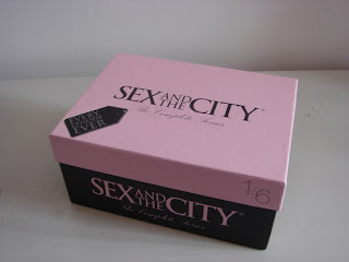 Sex & the city shoebox