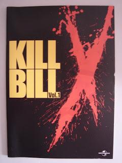 sr_dr_silva DVD Collection: Kill Bill 1 Limited Collector