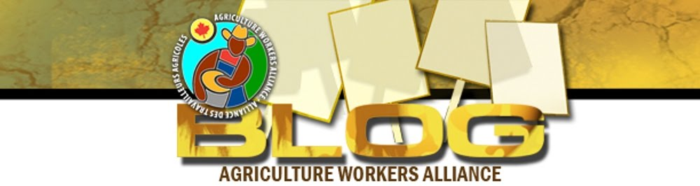 Agriculture Workers Alliance (AWA) Blog