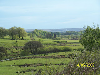 Photo of Ayrshire - river valley towards Muirkirk