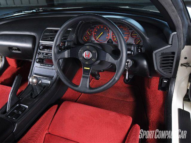 Honda NSX Type R ...