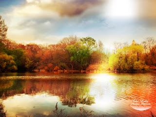Beautiful Lake || Top Wallpapers Download .blogspot.com