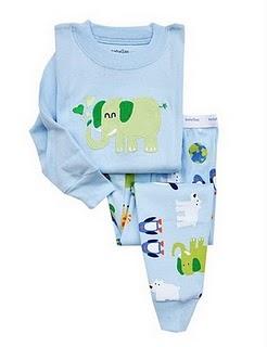 Gap Pyjamas (Blue Elephant)