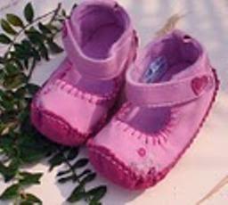 Mothercare Pink Pre Walker Shoe