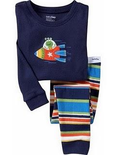 Gap Pyjamas (Space)