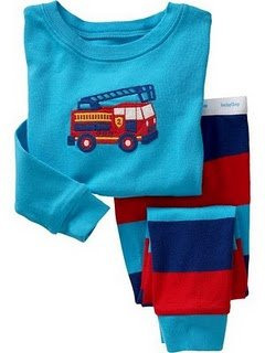 Gap Pyjamas (Truck)