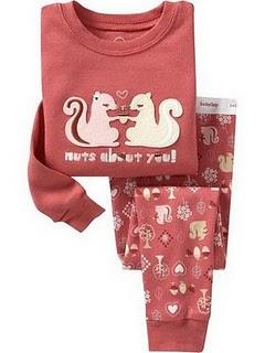 Gap Pyjamas (Nut)