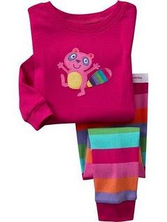 Gap Pyjamas (Racoon)