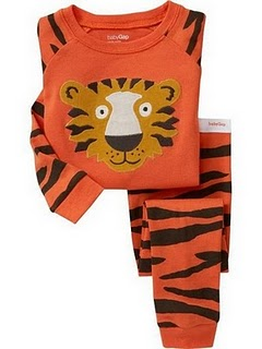 Gap Pyjamas (Lion)