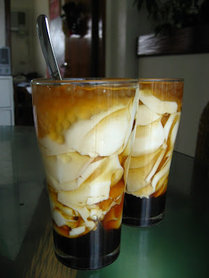 High-calorie Filipino dessert drinks