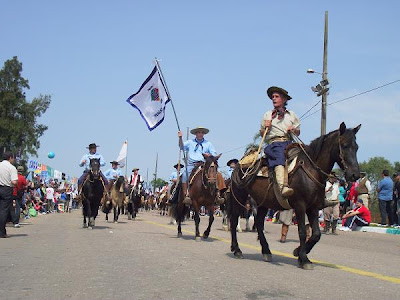 Desfile 20 de setembro 2010