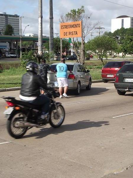 acidentes de trânsito em Porto Alegre