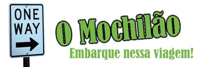 O Mochilão - Embarque nessa viagem!