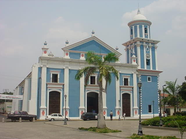 Iglesia de la Inmaculada Concepcin de San Carlos