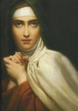 St Theresa of Avilla