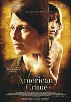 crime americano poster04 Um Crime Americano   Dublado   Filme Online