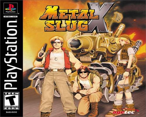 Free Download Metal Slug X Psx Iso Gaming Amp Entertainment