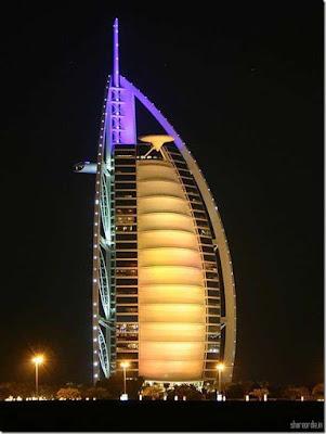 Bloggerbin burj al arab the most beautiful hotel in the for The most beautiful hotel in dubai